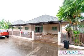 100 Banglamung Cozy Family House With 2 Bedrooms
