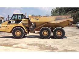 100 Dump Trucks Videos Caterpillar TRADEIN 730C 2015 Articulated Truck ADT