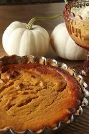 Pumpkin Pie Pulp Fiction by Celebrations Tableofcolors