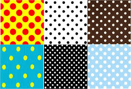 be awesome by wearing polka dot shirt for men