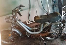 Rare 1979 Vespa Piaggio Grande