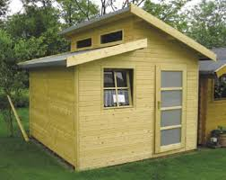 getting true peace of mind through contemporary garden shed plans
