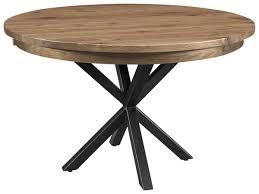 Amish Brooklyn Single Pedestal Dining Table