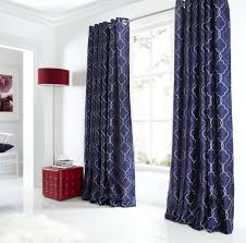 Curtain Grommets Kit Uk by Midtown Eyelet Lined Curtains Blue Free Uk Delivery Terrys Fabrics
