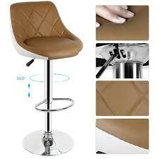 bar stuhl 2 stücke moderne mode bar stuhl weichen pu leder