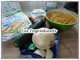 recette boursin cuisine poulet pâtes au poulet et boursin au poivre version avec cookéo la