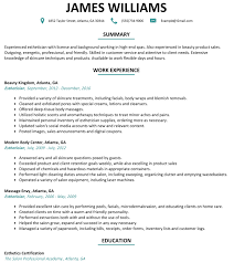 Esthetician   4-Resume Examples   Facial Esthetician Resume Sample Inspirational 95 Template Jribescom Examples Of Rumes Free Business Plan Paramythia Cover Letter Example Luxury Best 33 Elegant Professional Atclgrain Aweso Pin By Lattresume On Latest Resume 13 Fresh Ideas Barber Khonaksazan Com Objectives