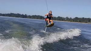 dad busts out the old air chair hydrofoil youtube