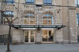 100 The Candy Factory Lofts Toronto At 993 Queen St W Unit Ph17 For