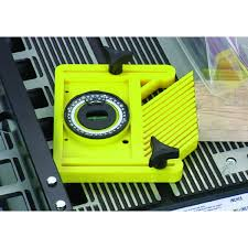 feather board with angle finder electric power tools harbor