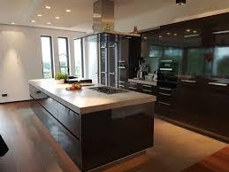 bax küche mit miele und beton in leichlingen modern