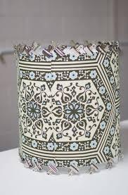 Upholstery Basics How To Make A Lampshade DesignSponge