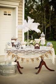 Lace Burlap Wedding Decor Ideas