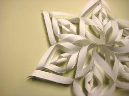 Project Paper Christmas Decorations O Lots Of Tutorials Including This Cool Snowflake By