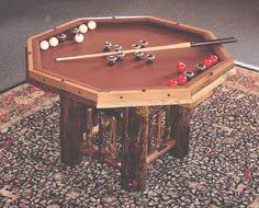 How About A Game Of Bumper Pool From The Yellowstone Collection