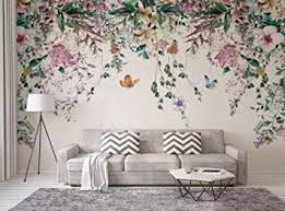 3d fototapete 3d effekt floral frische aquarell reben tapete vlies wandbild wohnzimmer hintergrundbilder wanddeko