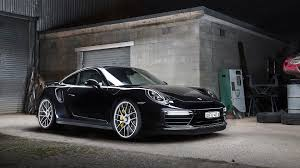 2017 Porsche 911 Turbo S Wallpapers & HD WSupercars