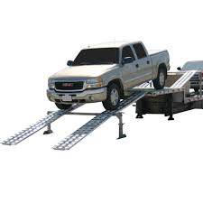 Modular Truck Trailer Ramp System - 5,000-lb Per Axle Capacity ... Pickup Truck Loading Ramps Complex 1200 Lb Capacity 30 1 4 In X 72 Snowmobile Ramp For Auto Info Truck Ramp Youtube Car Northern Tool Equipment Heavy Duty Alinum Service 7000 Lbs Awesome Folding For Trucks Cheap Find Load Golf Carts More Safely With Loading Ramps By Longrampscom Help Some Eeering Issues On A Folding Tail Gate Motorcycle 3piece Big Boy Ez Rizer Hook End Trailer 5000 Lb Per Axle
