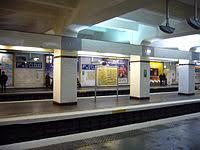 metro denis porte de porte de cloud métro