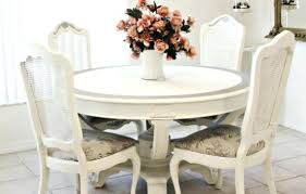 dining table shabby chic dining room furniture uk large size