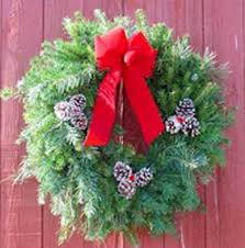Fresh Christmas Wreaths SW Chicago Suburbs At Kringles Tree Factory