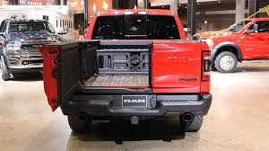 100 Tailgate Truck Rams New Multifunction Has A Split Personality UPDATE