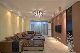 Warm Colors For A Living Room by Decorate A Long Narrow Room Lovetoknow