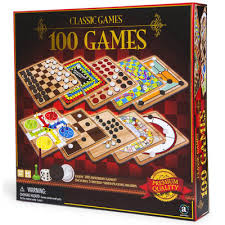 Classic Games Box