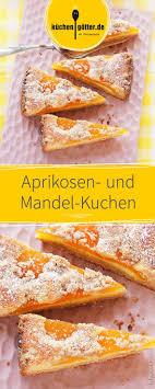 aprikosen mandel kuchen
