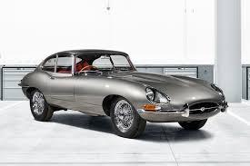 Classic Jaguar E Type cars for sale