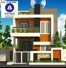 100 Housedesign List Of 800 Square Feet 2 BHK Modern Home Design Acha Homes