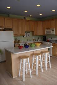beautiful recessed lighting in kitchen related to home design plan