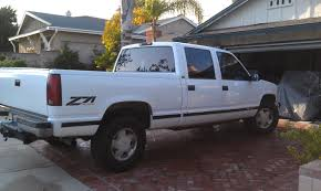 100 1998 Chevy Truck For Sale How Rare Is A Z71 Crew Cab Page 6 Chevrolet Um