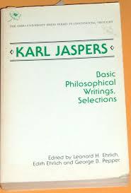 100 Leonard Ehrlich Basic Philosophical Writings Selections Amazoncouk Karl