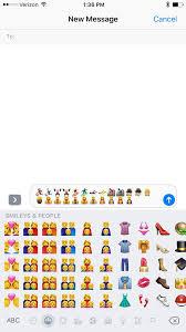 Apple s Latest iOS 10 Beta 4 Adds Emojis & More  iOS & iPhone