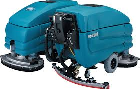 the tennant 5680 floor scrubber can be used with traditional