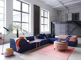 wohnzimmer elegantes design industrial living room
