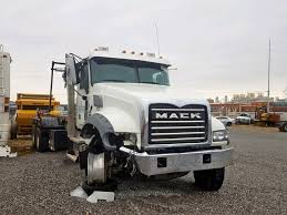 100 Heavy Duty Truck Auction Damaged Mack Other For Sale And