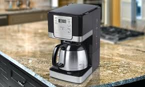 Mr Coffee 10 Cup Maker Thermal Er Advanced Brew Drip