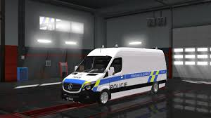 MERCEDES SPRINTER POLICIE CR SKIN 1.28 ETS2 -Euro Truck Simulator 2 Mods Forward Trucking Services Celebrates In Style With New Mercedes Mercedesbenz Reveals Sprinter Truck News Pressefahrvorstellung Amsterdam 2018 Tfk 08 This And That Volume 3 Skizze Gibt Vorgeschmack Auf Knftige Designsprache Lwb V 10 Mod 2 American Simulator Mod Driving The Pgt Ets2 3500 Track Project Day 1david Demartini Actual David 313cdi Van Bell