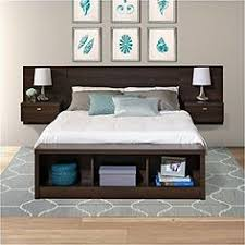 hide a way platform bed frame for that rustic beach themed bedroom