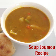 Traditional Haitian Pumpkin Soup Recipe by Soup Joumou Is Traditionally Consumed On New Year U0027s Day January 1