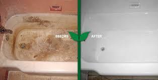 bathroom chic usa bathtub tile refinishing miami fl 126 almond