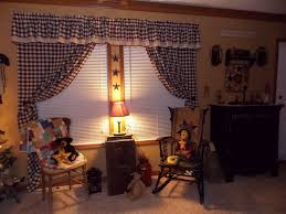 Primitive Living Rooms Decor By Manufactured Home Decorating Ideas Country Style