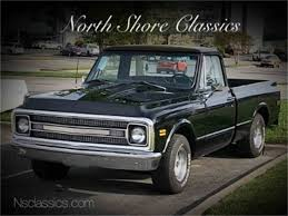 1968 Chevrolet Pickup For Sale | ClassicCars.com | CC-1087923 Autolirate 1968 Chevrolet K10 Truck Chevy Short Wide Pickup Restoration Call For Price Or Questions C10 Work Smart And Let The Aftermarket Simplify Sale Classiccarscom Cc1026788 Pickup Item Ca9023 Sold July 1 12ton Connors Motorcar Company Truck Has Remained In The Family Classic Trucks Only American Eagle Wheels Photo Ideas Beginners