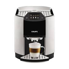 Krups Barista One Touch Stainless Steel Automatic Programmable Espresso Machine