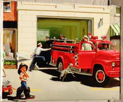 Baby Shower Sale 12x18 FIREMAN FIRETRUCK Frahm 50s Retro Puppy Dog ... 1922 Model Tt Fire Truck For Sale Weis Safety Fantastic Antiques Trucks Ideas Classic Cars Boiq Old For I Went To The Most Wonderful Yard Flickr Vintage From The Seventies On Machines4u Baby Shower 12x18 Fireman Firetruck Frahm 50s Retro Puppy Dog Hubley Ahrens Fox Cast Iron Engine Large 11 Sale Diecast Toy Bangshiftcom 1953 Chevy 6400 Antique And Older Apparatus 1928 Ahrensfox Ns4 Hemmings Motor News Emmajs Playmobil 1927 Foxns4 Firetruck Buy Hyman Ltd