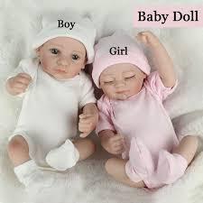 2299 La Newborn 14 Inch Nursery Doll Color Styles Vary JC