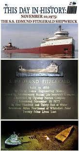 Edmund Fitzgerald Sinking Cause by Edmund Fitzgerald Lifeboat Disasters Maritime Pinterest