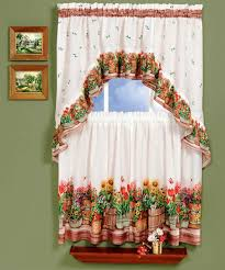 French Country Style Kitchen Curtains by Country Curtains For Kitchen Kenangorgun Com